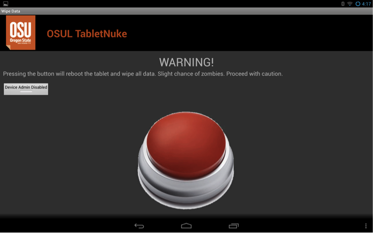 The Code4Lib Journal – Customizing Android Tablets for a