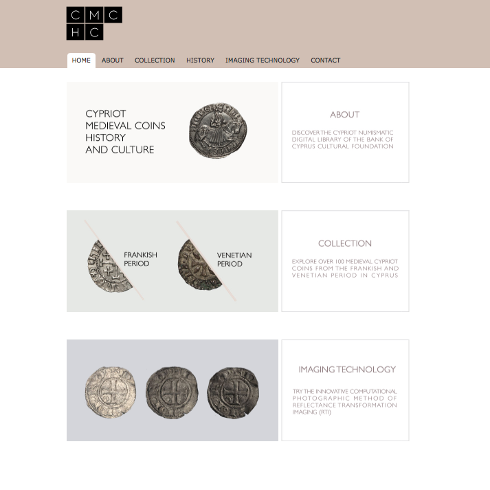 Cypriot Medieval Coins: History and Culture http://numismatics-medieval.dioptra.cyi.ac.cy