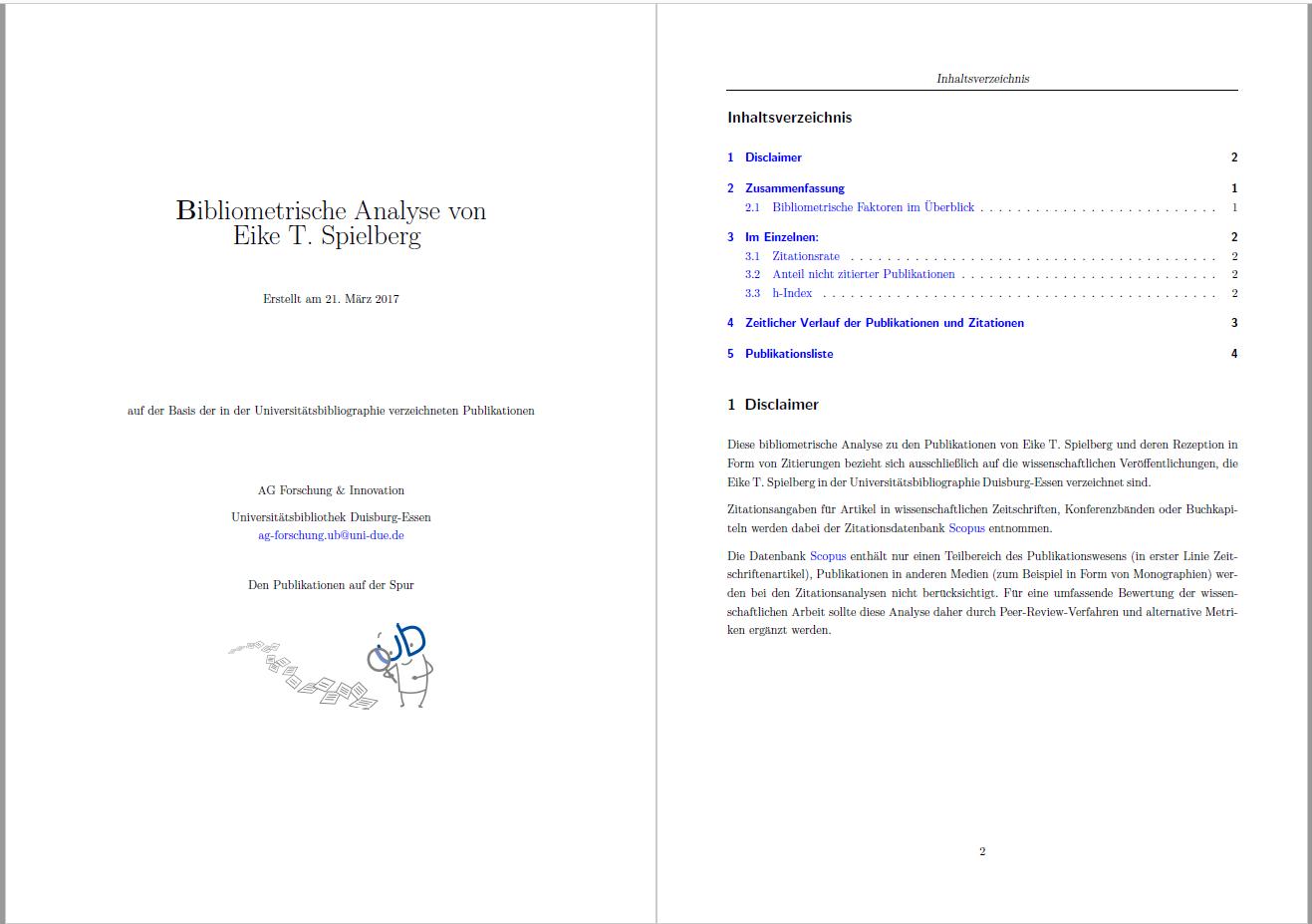The Code4Lib Journal – DuEPublicA: Automated bibliometric reports ...