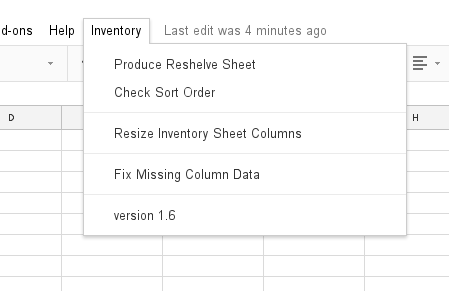 The Code4Lib Journal – Between the Sheets: a Library-wide Inventory